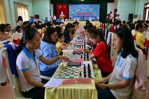 Khởi tranh Giải vô địch cờ vua đồng đội toàn quốc năm 2019