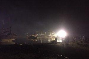 Thanh Hóa: Nổ tàu cá khiến 8 người thương vong và mất tích