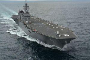 Sự thật về 'tàu sân bay' của Nhật khiến Trung Quốc hoảng
