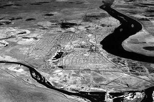 Rùng mình bãi rác thải hạt nhân độc hại nhất nước Mỹ