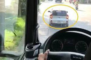 Cháy chợ Tó: Hé lộ danh tính tài xế không nhường đường xe cứu hỏa