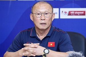 HLV Park Hang-seo bỏ phiếu cho ai ở giải FIFA The Best 2019?