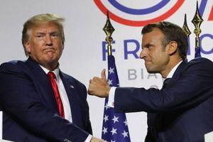 Tổng thống Macron tiếp tục đóng vai hòa giải tại Liên hợp quốc