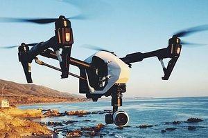 Flycam - thú chơi trong khuôn khổ