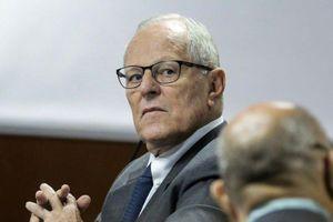 Cựu tổng thống Peru bị tịch thu tài sản