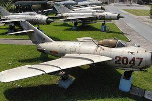 Khám phá MiG-17 - Dòng tiêm kích gắn với phi công huyền thoại Nguyễn Văn Bảy