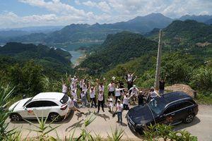 Mercedes Urban SUVenture - Hành trình tận hưởng cả năm giác quan