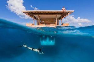 Những khách sạn đem đến cho bạn giấc ngủ dưới lòng đại dương