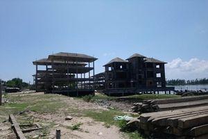 Cận cảnh dự án nghỉ dưỡng cao cấp 600 tỷ hoang tàn, hiu quạnh