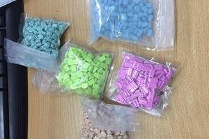 Phát hiện, thu giữ gần 1kg ma túy vận chuyển qua đường chuyển phát nhanh