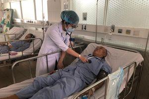 Bệnh nhân 73 tuổi thoát khỏi bệnh tim mạch sau nhiều năm điều trị