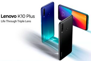 Lenovo K10 Plus ra mắt: Chip Snapdragon 632, 3 camera sau, giá 155 USD