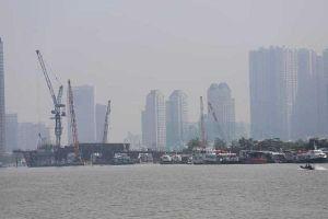 TP.HCM: Không khí đang ở mức nguy hại đến sức khỏe