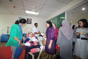 CLB Phụ nữ ASEAN tại Malaysia đẩy mạnh hoạt động thiện nguyện