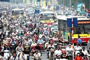 Hiểu đúng về quy định xe gắn máy không được đi quá 40 km/h