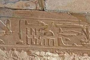 Người Ai Cập cổ đại 'vẽ' được máy bay từ hơn 3.000 năm trước?