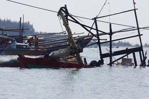 Nổ bình gas tàu cá khiến 3 ngư dân Thanh Hóa thiệt mạng