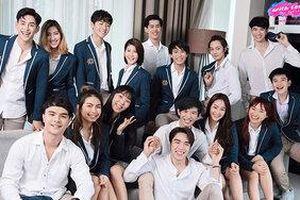 'With Love The Series - Yêu tiếp đây không đợi nữa nhé': Bộ phim học đường đam mỹ siêu đáng yêu của màn ảnh Thái Lan