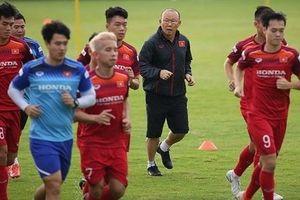 Đội tuyển Việt Nam và những nỗi lo trước kỳ phùng địch thủ Malaysia
