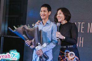 Thu Minh xin chồng để hôn nhạc sĩ Hoài Sa tại The Nest Icon