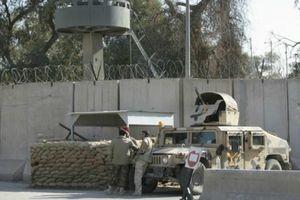 Tên lửa nổ sát đại sứ quán Mỹ ở Iraq