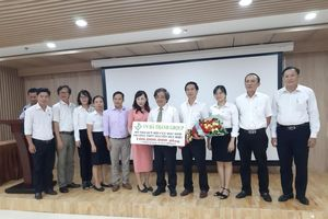 VN Đà Thành: Hỗ trợ hàng chục tỷ đồng cho các hoạt động từ thiện xã hội