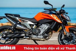 KTM Duke 790 giá 12.000 USD
