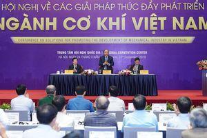 Thủ tướng chủ trì hội nghị bàn giải pháp thúc đẩy ngành cơ khí