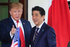 Nhật Bản bày tỏ hy vọng sẽ ký kết thỏa thuận thương mại với Mỹ