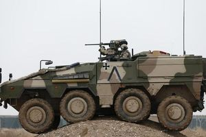 Australia mua 450 xe quân sự bọc thép từ Đức
