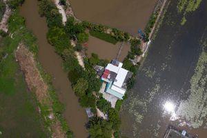 Phi công huyền thoại Nguyễn Văn Bảy sẽ yên nghỉ dưới khóm tre vườn nhà