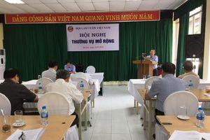 Bàn việc đổi mới toàn diện hoạt động HLV Việt Nam