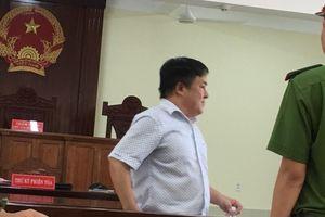 Đại gia mang án 18 năm tù lại… hầu tòa