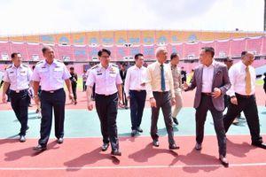 Nếu U-23 Việt Nam thi đấu ở 'đấu trường Chang'