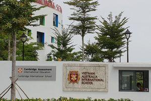 Sở GD&ĐT TP.HCM sẽ kiểm tra Trường quốc tế Việt Úc