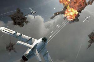 Đại tá Bảy A và cuộc đối đầu với Con Ma, Thần Sấm của không lực Mỹ
