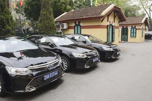 Nhiều xe công thương hiệu Lexus, Land Cruiser, Camry được thanh lý