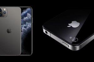 iPhone 2020 có thể sử dụng thiết kế từ iPhone 4