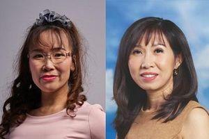Hai CEO Việt vào tốp nữ doanh nhân quyền lực châu Á 2019