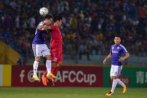 CLB Hà Nội bị cầm chân đáng tiếc trên sân nhà