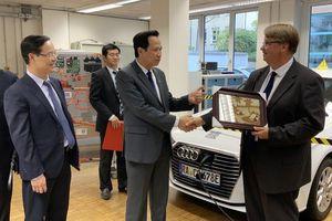 Việt Nam học tập mô hình giáo dục nghề nghiệp của Đức