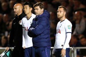 Tottenham lún sâu khủng hoảng, HLV Pochettino thừa nhận mất kiểm soát