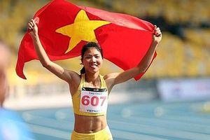 Nữ hoàng nhảy xa Thu Thảo nộp đơn xin không tham dự SEA Games 30