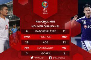 Hà Nội FC và 4.25 SC cùng đặt tham vọng lớn