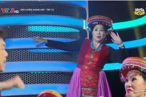 Sửng sốt khi Chí Tài, NSND Hồng Vân, Hồng Đào hát 'Để Mị nói cho mà nghe'