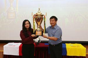 Giải bóng đá học sinh THPT Hà Nội lập kỷ lục