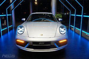 Ngắm Porsche 911 thế hệ mới, giá 9,5 tỷ vừa có mặt tại Việt Nam