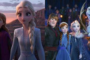 Nữ hoàng băng giá 2: Hành trình mới của Anna và Elsa giải cứu vương quốc Arendelle