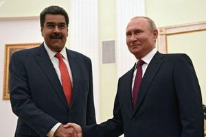 TT Putin ủng hộ nhiệt thành với Venezuela, cam kết tiếp tục hợp tác quân sự