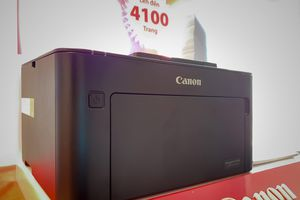 Canon ra mắt máy in 'made in Việt Nam' dành riêng cho thị trường Việt với giá 6 triệu